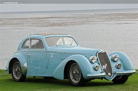 1938 Alfa Romeo Type 308  Antique Car Magazine