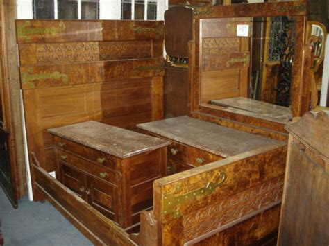 Bedroom Sets With Armoires by Antique Bedroom Sets Carved Wooden Armoire In