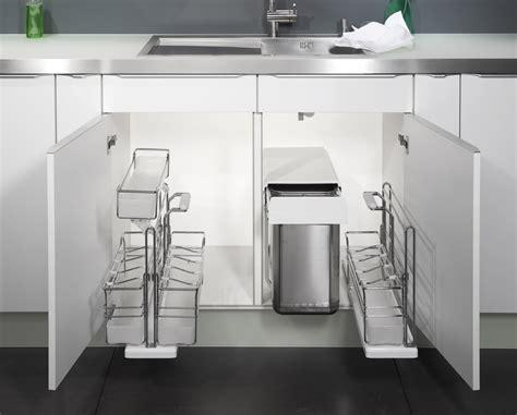 accesoires cuisine sous évier