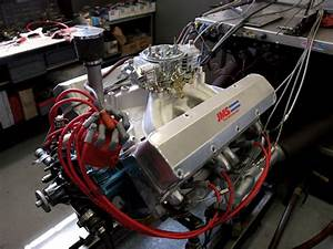 Amc 360 Engine Build  Rambler Engine Makes 480hp