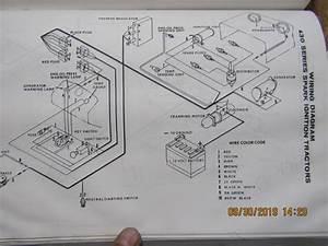 Wiring Diagram Late Model 430 Ag