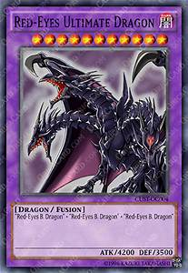 Red-Eyes Ultimate Dragon – OricaCard.com
