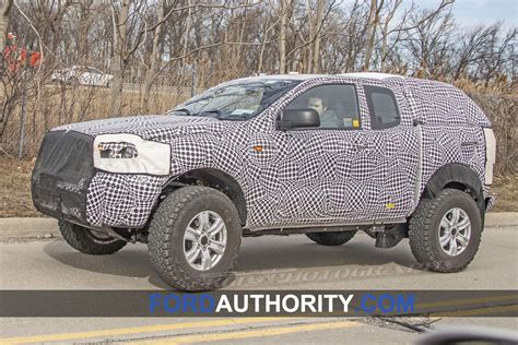 ford bronco info specs release date wiki