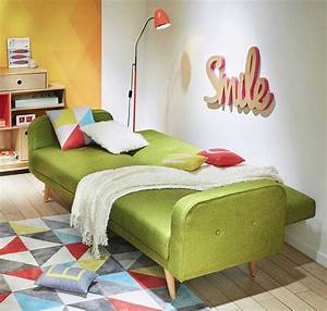Test et avis du canape clic clac broadway de maisons du for Canapé convertible maison du monde avec magasin de tapis