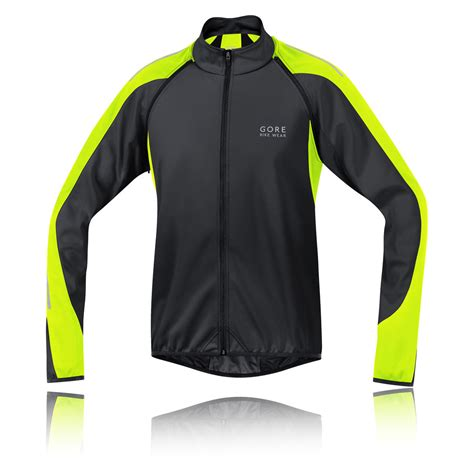 best softshell cycling jacket gore phantom 2 0 windstopper soft shell convertable mens