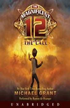 download the magnificent 12 the call audiobook by michael grant audiobooksnow com