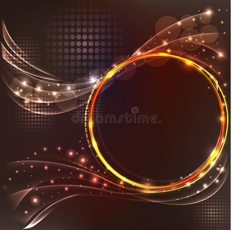 Magma or molten lava stock vector Illustration of cracked
