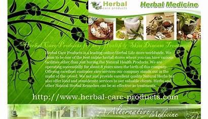 Herbal Care Natural Skin Herbs Healthy Remedies