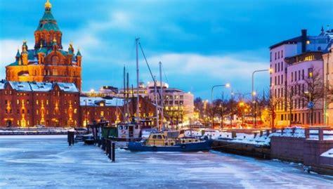 Ziemeļnieku elegance Helsinkos