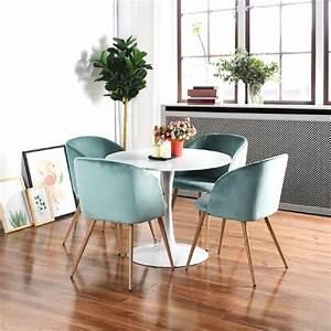 Salle A Manger : chaise salle a manger velours ~ Melissatoandfro.com Idées de Décoration