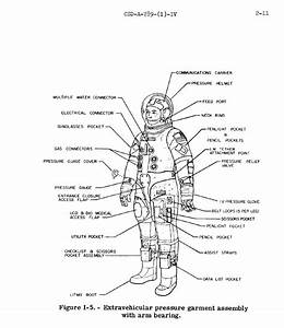 Image Gallery labeled astronaut suit