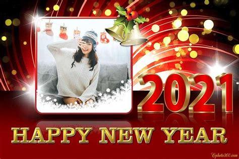 photo frame happy  year