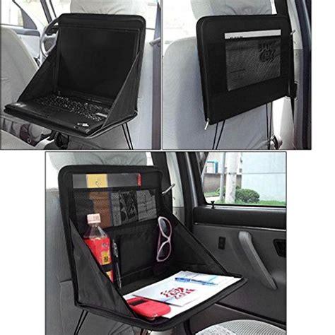 siege ordinateur kabalo pliable siège arrière de voiture de stockage
