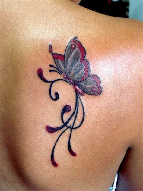 gorgeous butterfly tattoos   meanings youll