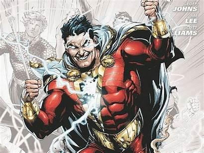 Shazam Wallpapers Justice League Background Backgrounds Desktop
