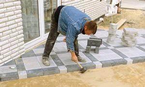 Bauen Auf Lehmboden : gartenweg pflastern ~ Markanthonyermac.com Haus und Dekorationen
