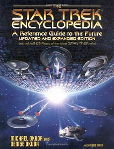 Star Trek Encyclopedia  A Reference Guide To The F    By