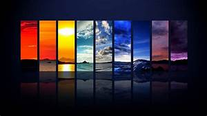 spectrum of the sky wallpapers hd wallpapers id 516