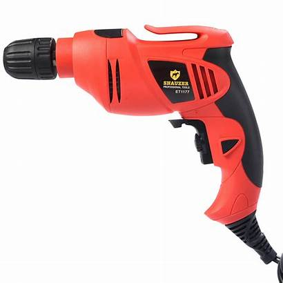 Drill Corded Electric Power Driver Speed Variable