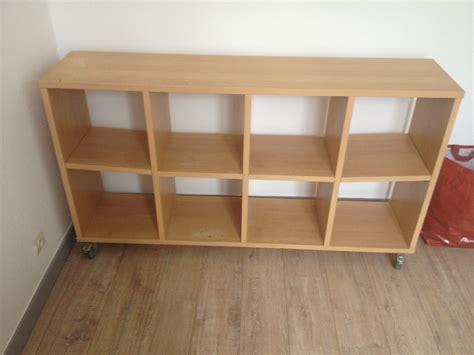 meuble de rangement ikea 8 casiers vide appart 224 bordeaux