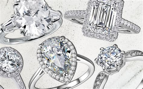 10 Gorgeous Fake Engagement Rings To Travel With