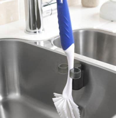 kitchen sink scrubber holder lakeland the home of creative kitchenware 5931