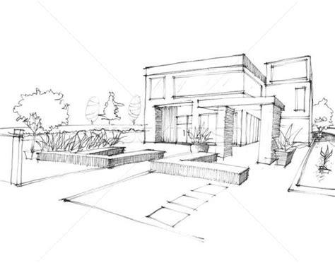 Home Sketch Design On White Paper Stock Photo © Chatuporn Sornlampoo (sayhmog) (#1814855