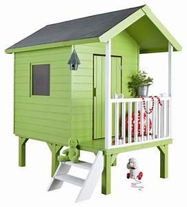 """Les cabanes pour enfants font leur show ! Blog """"Ma maison mon jardin"""""""