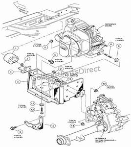 1991 Club Car Parts Diagram