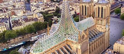Dame Notre Roof Proposed Solar Concept