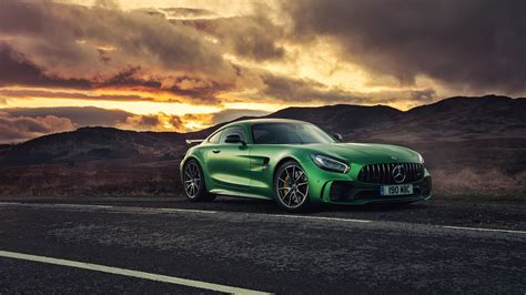 Mercedes Amg Gt R 2017 4k Wallpaper