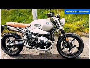 Bmw Nine T Scrambler : bmw r nine t scrambler walkaround and review 2017 youtube ~ Medecine-chirurgie-esthetiques.com Avis de Voitures