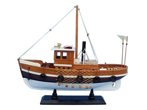 Fishing Boat Model by Cool Wooden Model Fishing Boat Go Boating
