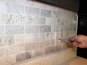 Marble backsplash tiles gallery including how to install for How to install stone tile flooring