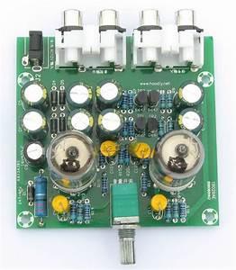 Fever 6j1 Tube Preamp Amplifier Board Pre