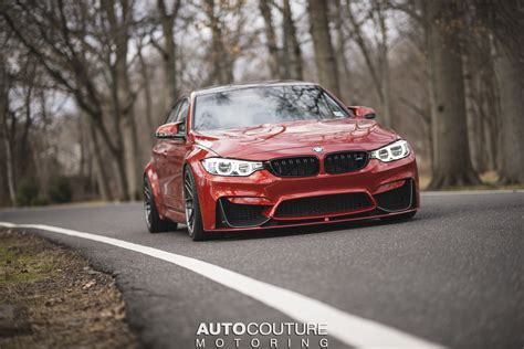 Build A Bmw by This Gorgeous Sakhir Orange Bmw M3 Build Will Knock You