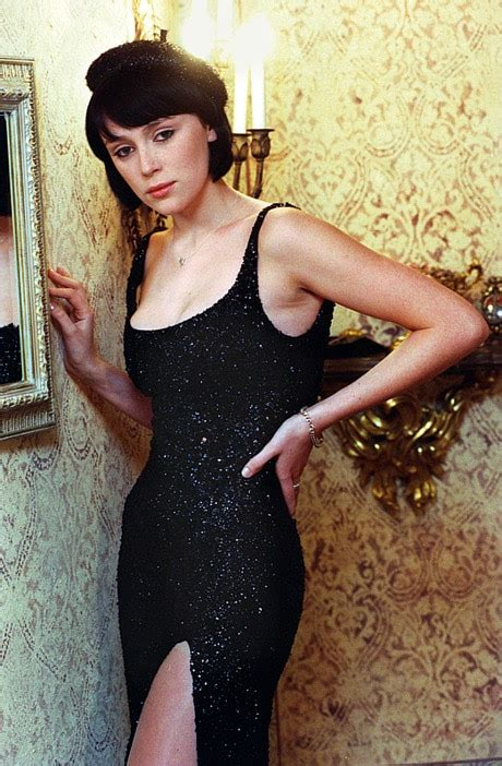 Seven things we learned about Keeley Hawes