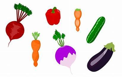 Vegetables Healthy Fruits Veggies Organic Nutrition Svg
