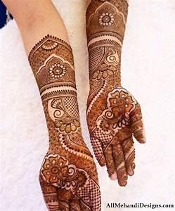 1000+ Bridal Mehndi Designs - Dulhan Mehandi Images
