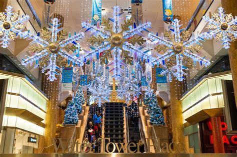top 10 tips for your mall s holiday decor christmas
