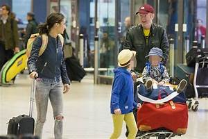 Chris Evans jets off for family break before VERY busy new ...