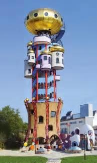 friedensreich hundertwasser architektur the kuchlbauer tower abensberg germany 32 interesting