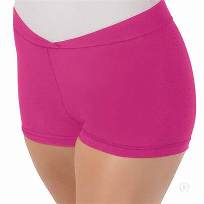 Booty Shorts Eurotard Womens Bootyshorts Tactel Microfiber