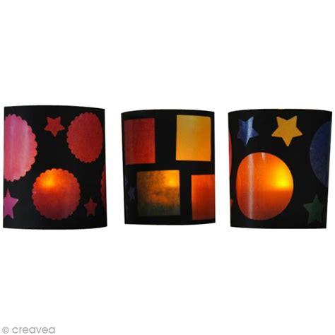 fabriquer des photophores avec du papier vitrail id 233 es et conseils d 233 coration de table