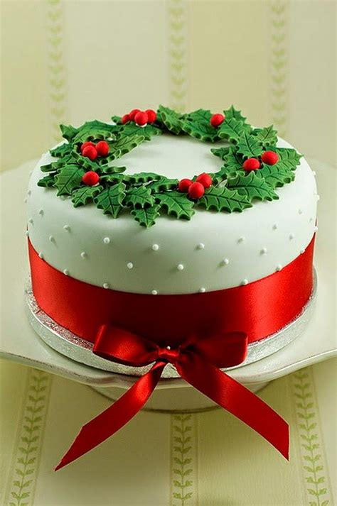 485 Best Christmas Ideas,cakes,and Cupcakes Images On Pinterest  Art Cakes, Postres And Cake Ideas