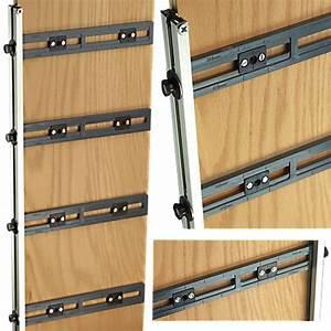 Drawer Slide Jigs - EURO-UNIGUIDE DRAWER GUIDE