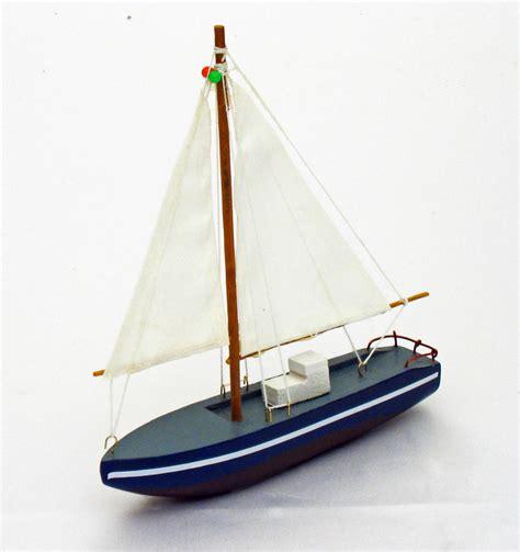Ebay Sailboat by Wooden Sailboat 6 Colors Ebay