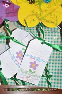 Mother's Day Sunday School Craft