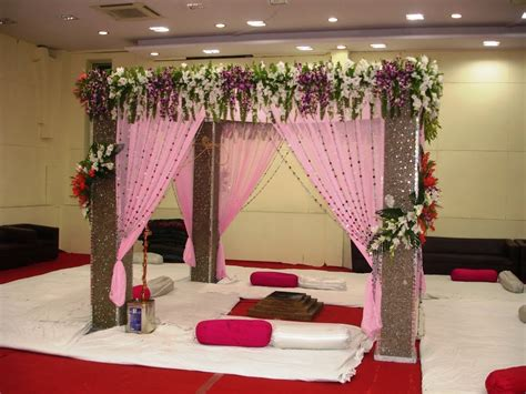 Wedding Decoration Design by Wedding Planner Ring Ceremony Decoration In Agra