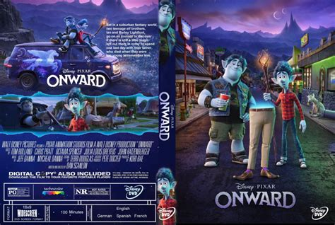 onward   custom dvd cover label dvdcovercom